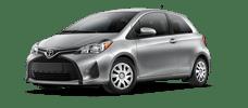 Rent a Toyota Yaris in Alamo Toyota
