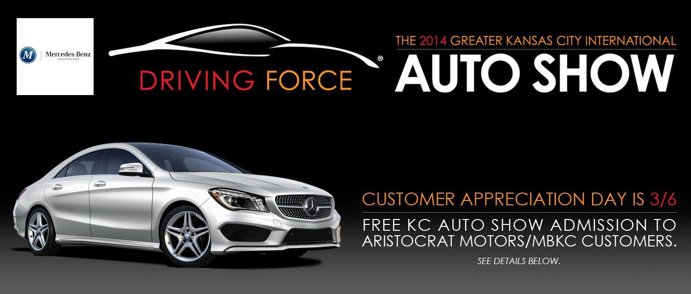 Kansas City International Auto Show Special - Car show kc