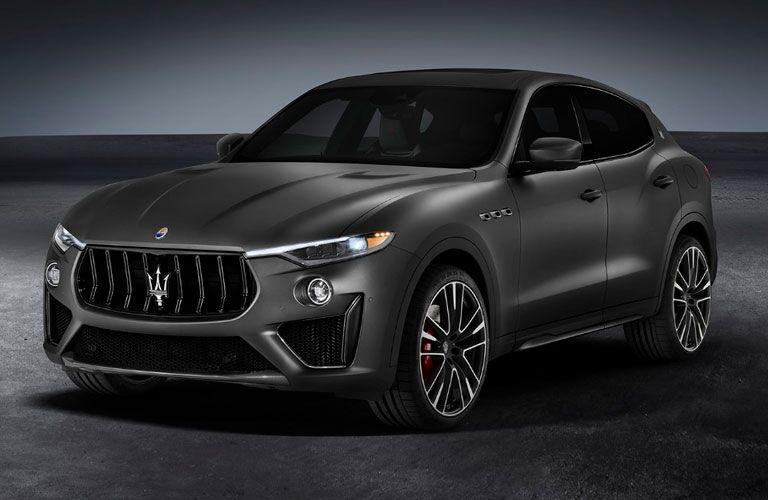 2020 Maserati Levante exterior styling