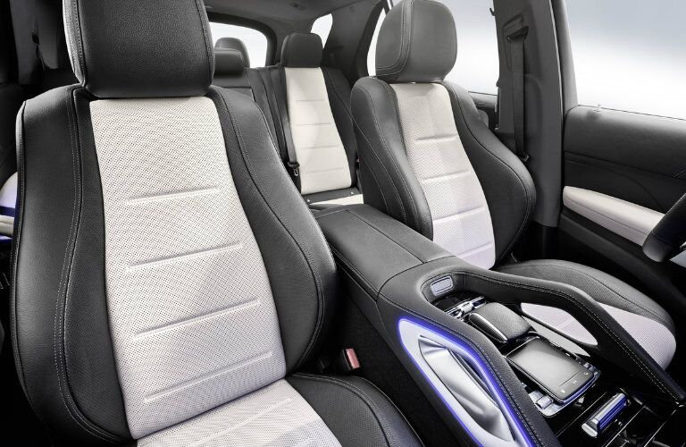 seating of the 2020 Mercedes-Benz GLE