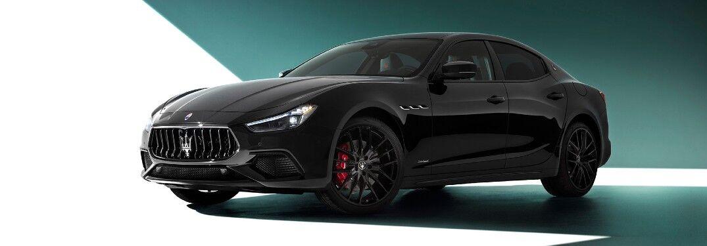 2021 Maserati Ghibli exterior styling
