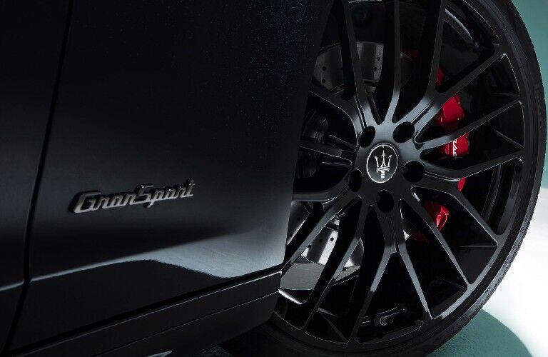 2021 Maserati Ghibli wheels