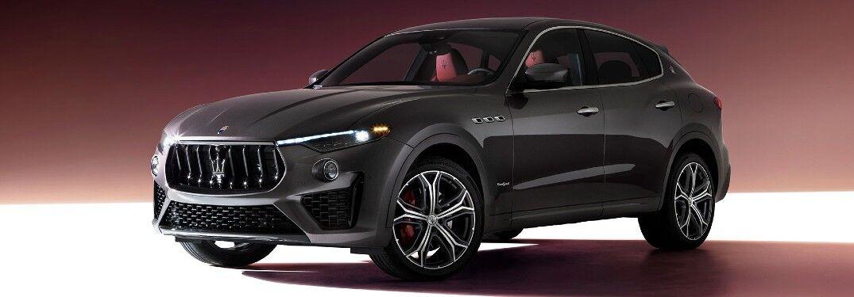 2021 Maserati Levante exterior styling