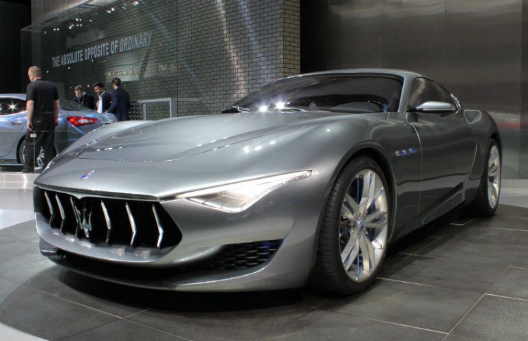 Maserati Auto Show Kansas City