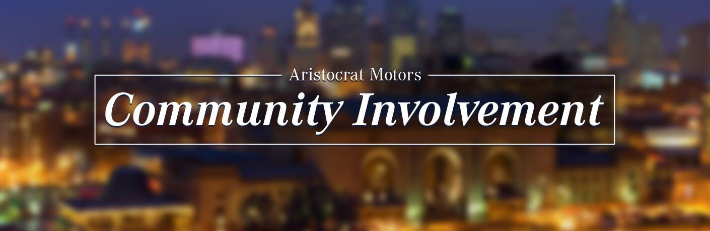 Aristocrat Motors Community Involvement