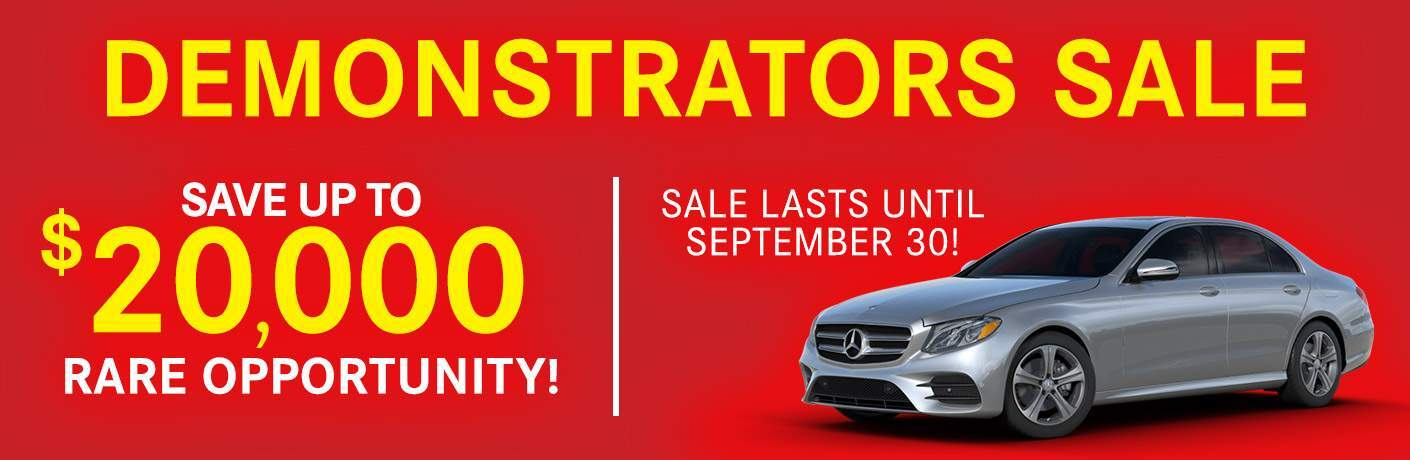 Aristocrat Motors Demonstrators Sale 2017