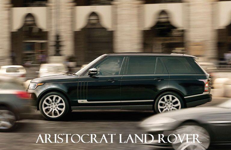 Aristocrat Motor's December Incentive Land Rover