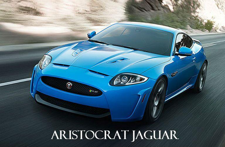 Aristocrat Motor's December Incentive Jaguar