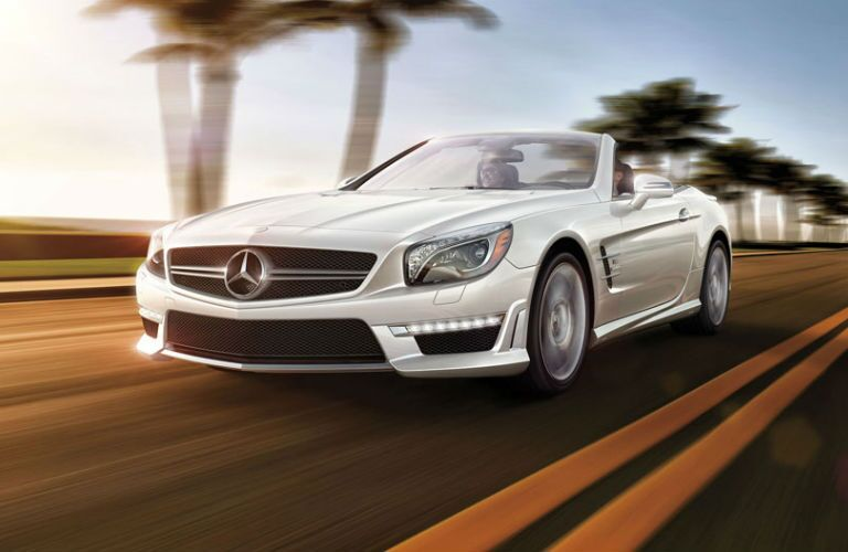 Mercedes-Benz SL-Class sports Car Spring Aristocrat Motors