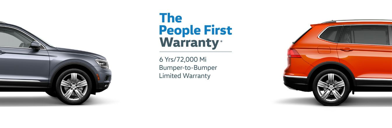 The People First Bumper-to-Bumper Transferable Warranty*