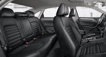 Design of the new Volkswagen Passat