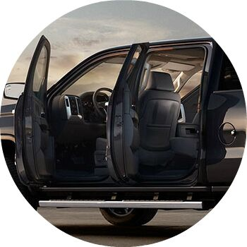 what cab styles are available in the 2016 gmc sierra 1500?