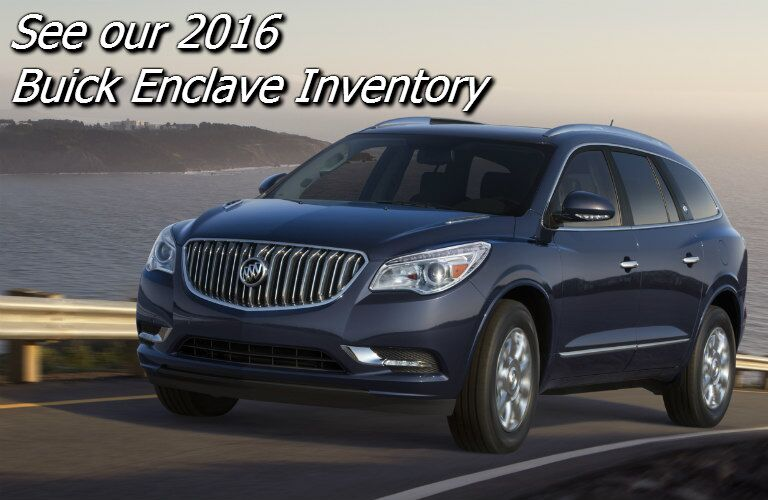 where can I get the 2016 Buick Enclave with a good deal?
