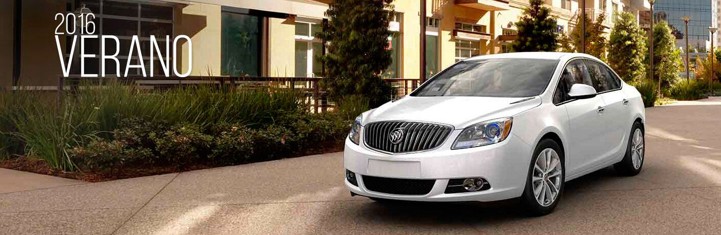 details trims buick models and enclave information