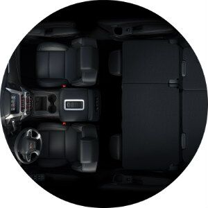how much space is in the gmc yukon?