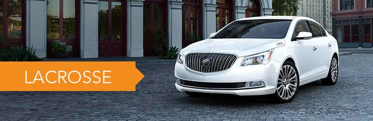 new buick lacrosse at holiday automotive