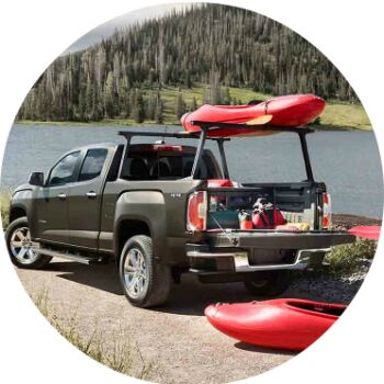 what is the towing capacity of the GMC canyon
