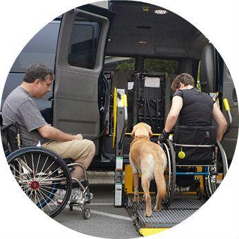 is the gmc savana wheelchair friendly?