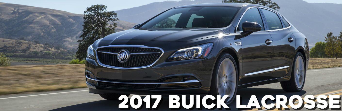 2017 Buick LaCrosse Fond du Lac WI