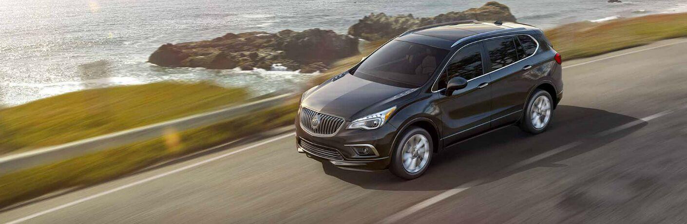 2017 Buick Envision Preferred vs Essence Trims