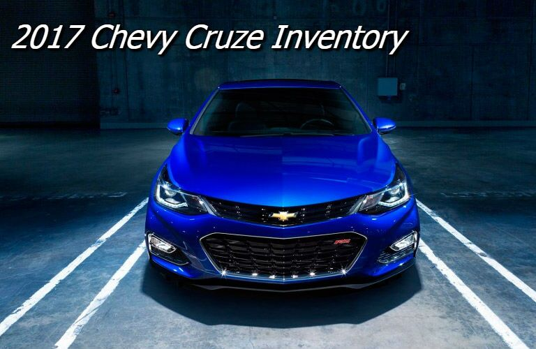 deals on the 2017 chevy cruze in fond du lac county