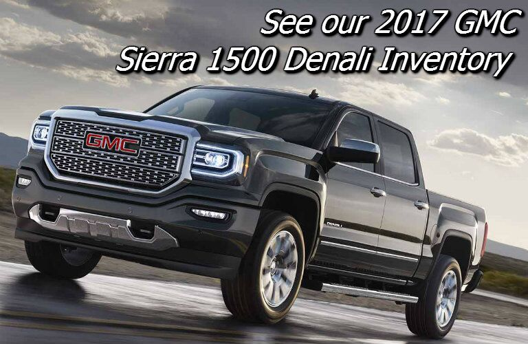 new 2017 gmc sierra 1500 denali for sale in fond du lac wi