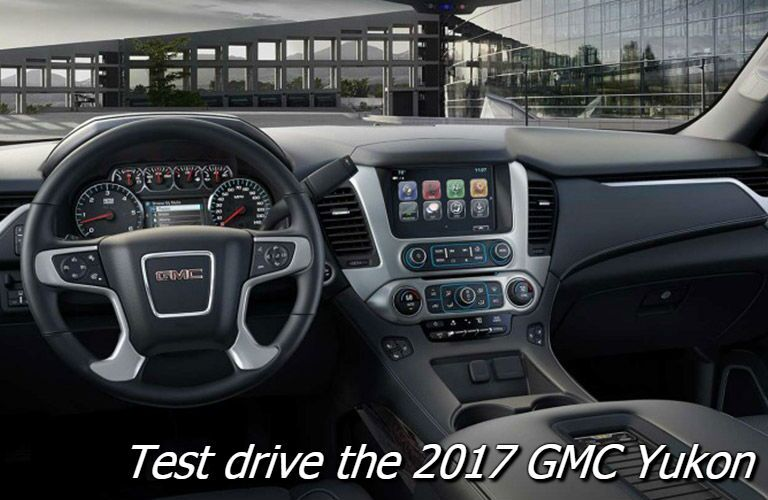 where can i test drive gmc vehicles in fond du lac county?