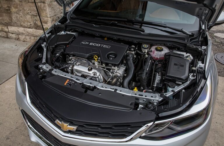 2018 Chevy Cruze turbo diesel engine