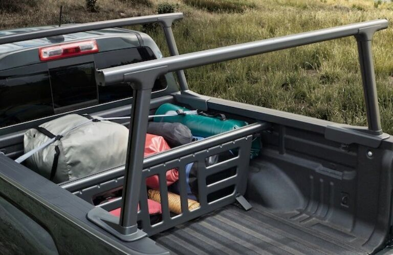2018 GMC Canyon bed accessories