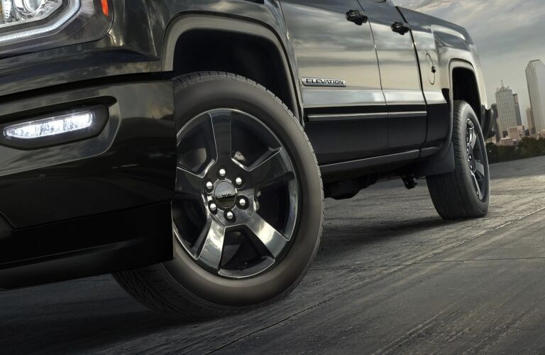 2018 GMC Sierra 1500 wheels