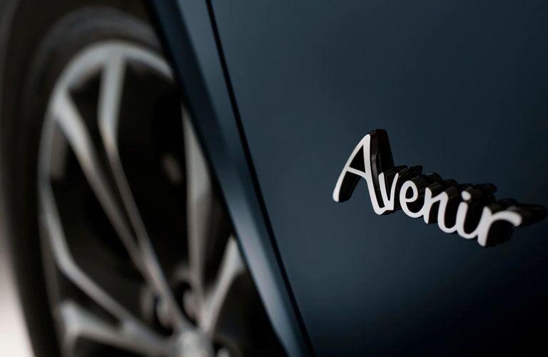 2019 Buick Enclave Avenir emblem