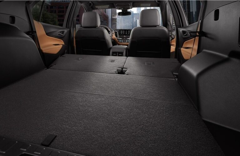 2019 Chevy Equinox cargo room