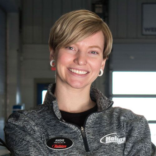 Andi Kohlman - Ford Quick Lube Advisor