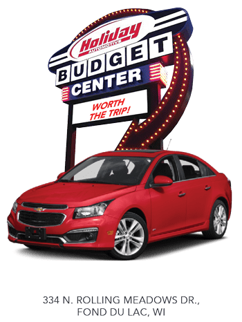 Holiday Automotive Budget Center
