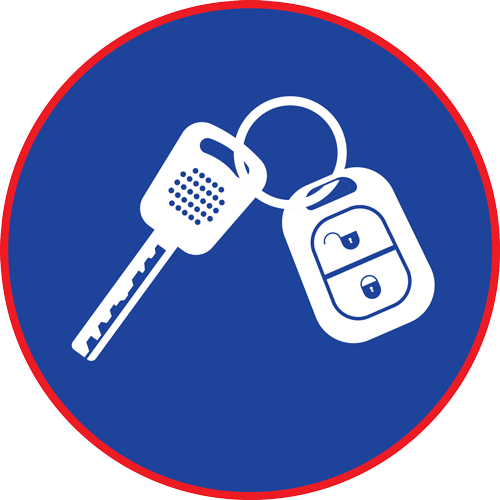 KEY & FOB REPLACEMENT