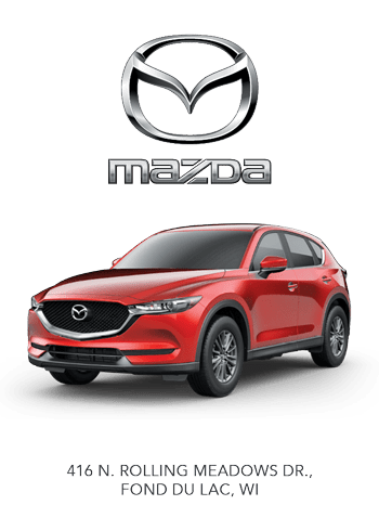 New Mazda in Fond du Lac