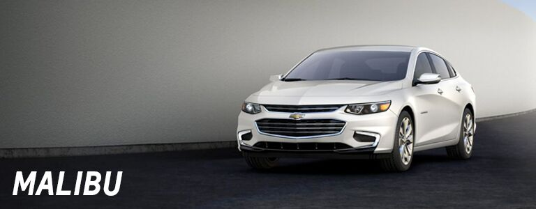 Chevy Malibu at Holiday Automotive