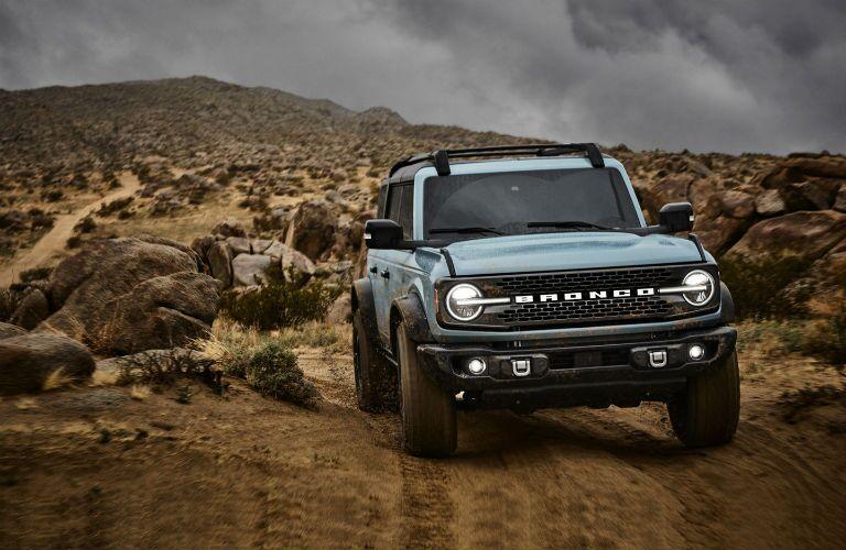 2021 Ford Bronco Exterior Front Fascia