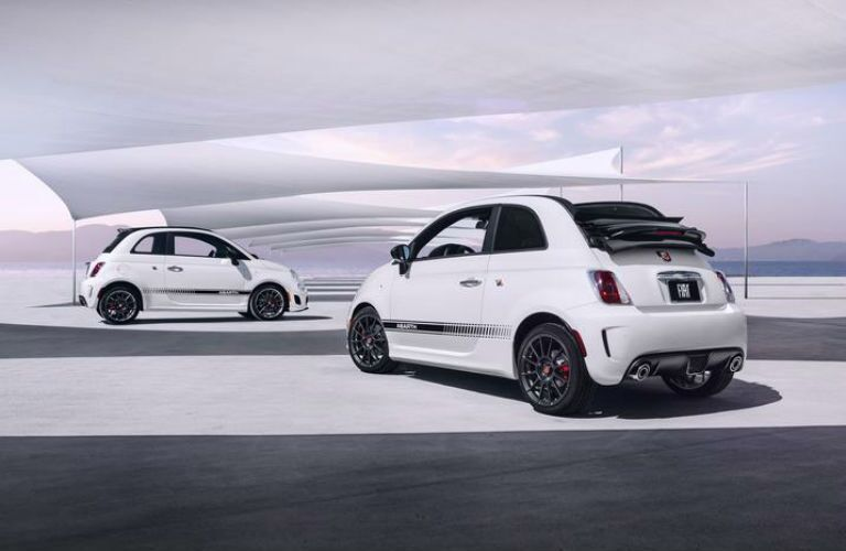 2018 FIAT 500 Abarth model option