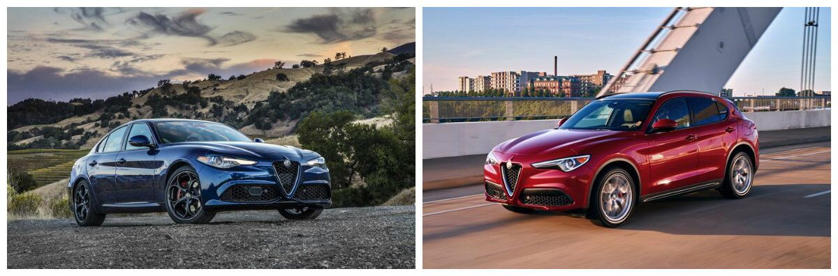Alfa Romeo Sale Giulia And Stelvio Models Glendale Pasadena - Alfa romeo sale