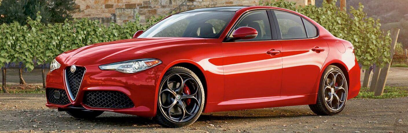 2019 Alfa Romeo Giulia Trim Options Base Vs Sport Vs Ti Vs Ti