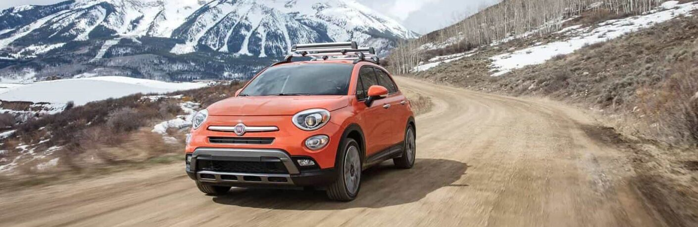 2019 FIAT 500X crossover
