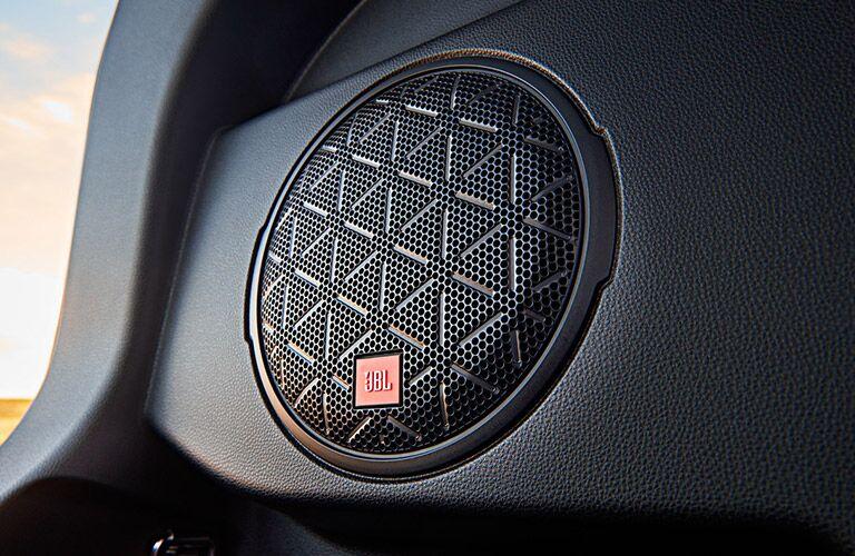 JBL speaker in 2020 Toyota RAV4