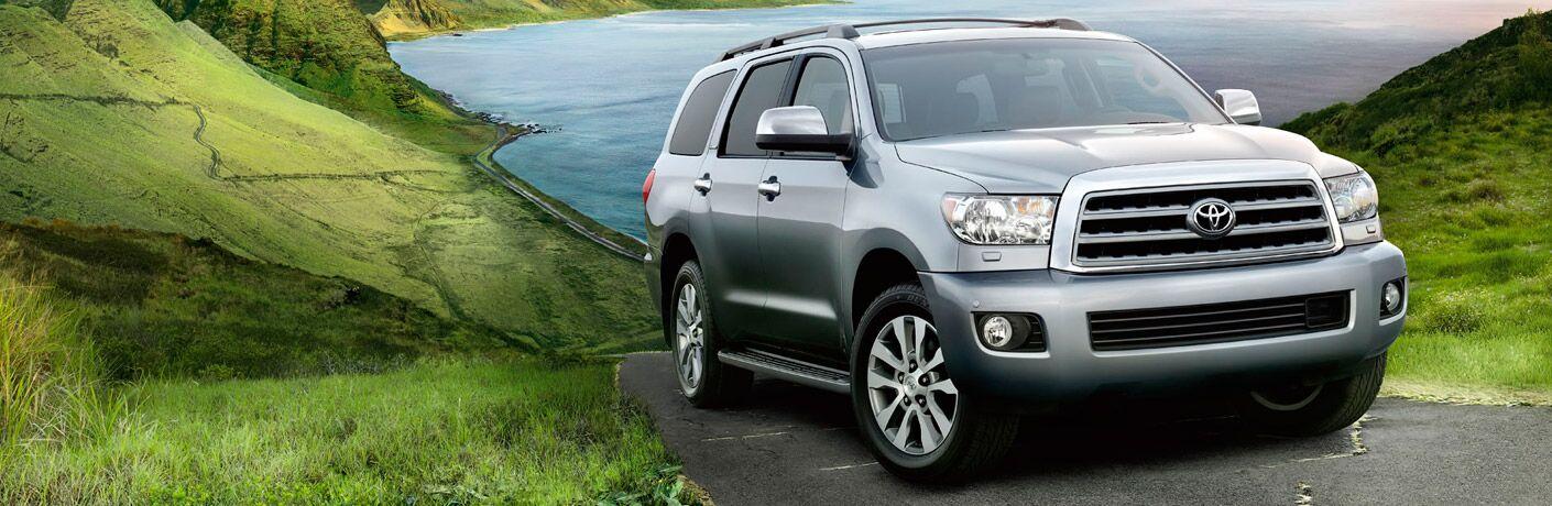 New Toyota Sequoia Lease Decatur AL