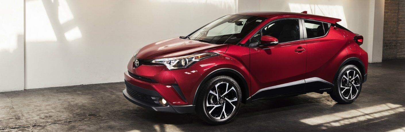 Reserve the 2018 Toyota C-HR Decatur AL