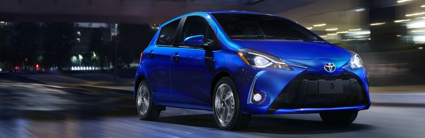 2018 Toyota Yaris Decatur AL