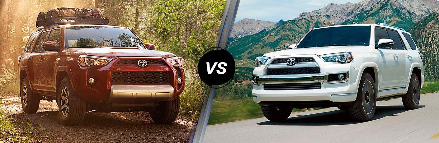 2019 vs 2018 Toyota 4Runner