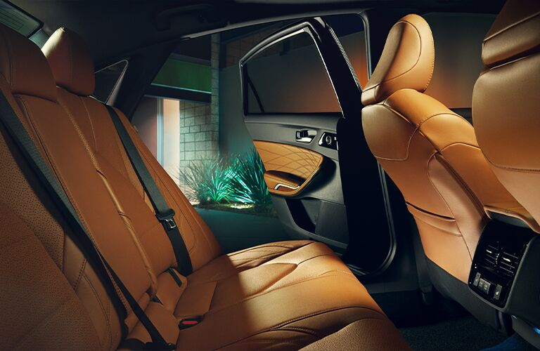 Interior view of 2020 Toyota Avalon Hybrid