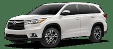 Rent a Toyota Highlander in
