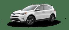Rent a Toyota Rav4 Hybrid in